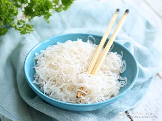 How to Cook Shirataki Noodles