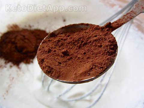 Dairy-Free Keto Simple Chocolate Mousse