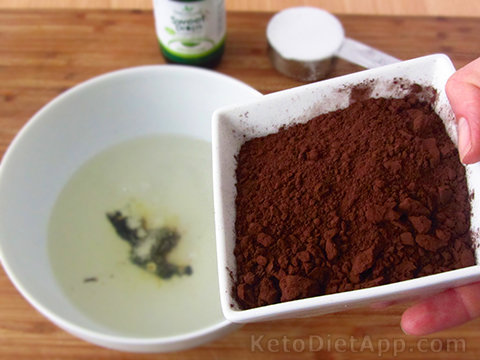 |Keto Chocolate Coconut Candies