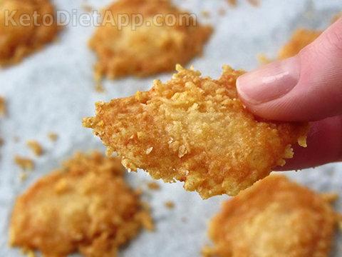 Chips & Crisps: Simple Parmesan Crisps