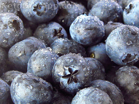 |Health Benefits of Blueberries in Low-Carb Diets
