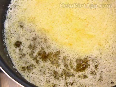 How to Make Infused Ghee
