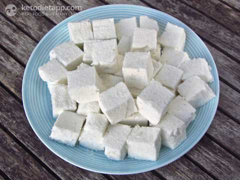 Healthy Low-Carb Marshmallows