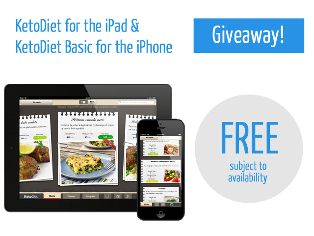 |KetoDiet Giveaway!
