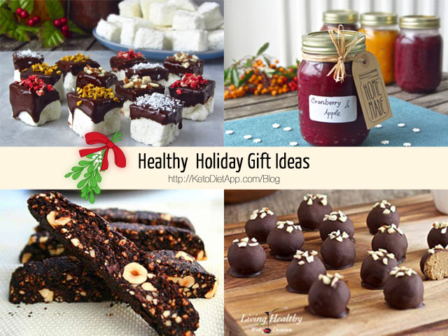 Top healthy holiday gift ideas the ketodiet blog top healthy holiday gift ideas negle Gallery