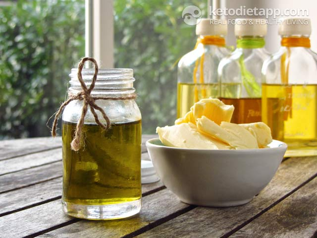 Complete Guide to Fats & Oils on a Low-Carb Ketogenic Diet ...