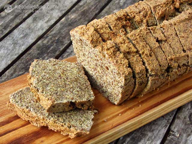 Low-Carb Rye Bread