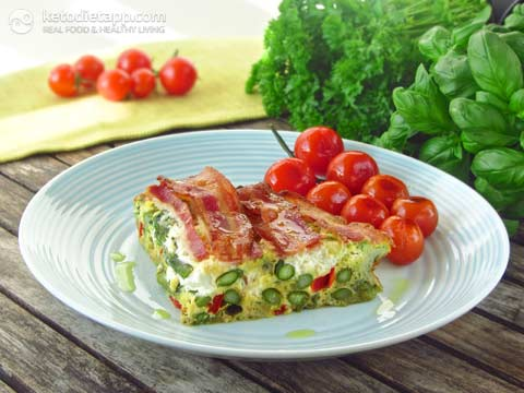 |Easter Frittata: Simple, Delicious & Low-Carb