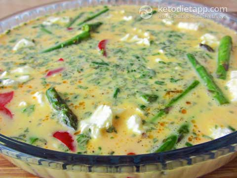 Easter Frittata: Simple, Delicious & Low-Carb
