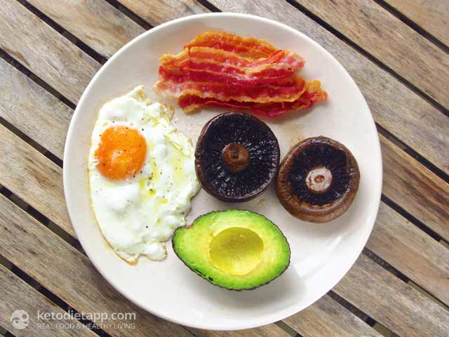All Day Keto Breakfast