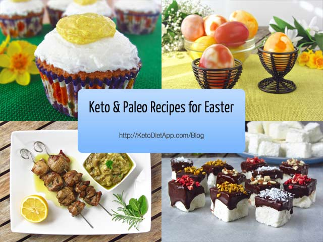 Amazing keto paleo recipes for easter the ketodiet blog amazing keto amp paleo recipes for easter negle Gallery