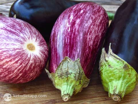 Melitzanosalata (Greek Eggplant Salad) and Why Eat Eggplants