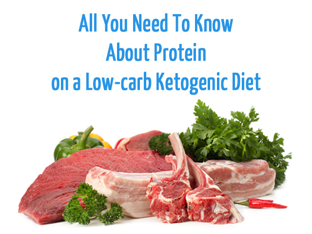 All You Need to Know About Protein on a Low-Carb Ketogenic ...