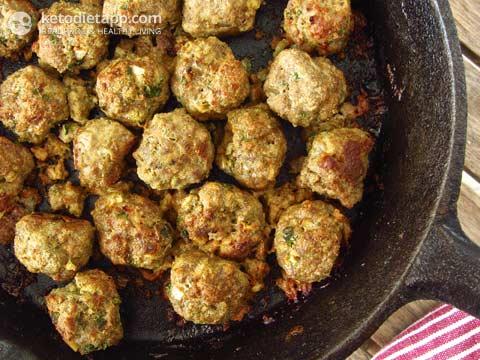 Paleo Greek Meatballs aka Soutzoukakia