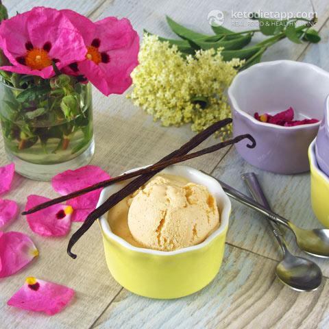 Ultimate Keto Ice-Cream aka Frozen Fat Bomb
