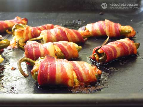 Bacon & Gruyère Jalapeño Poppers and Why You Should Avoid Factory Farmed Meat