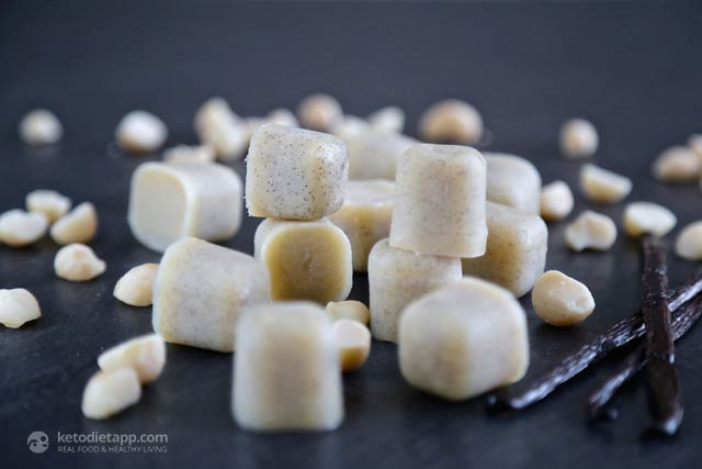 |Easy Vanilla Fat Bombs