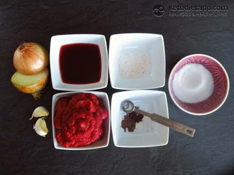 |Healthy Homemade Ketchup