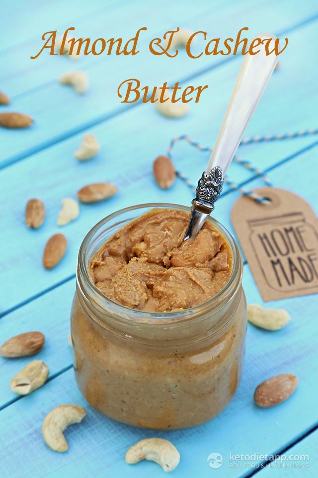 Almond & Cashew Butter