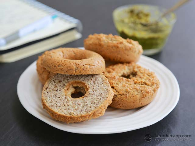 |Easy Low-carb Bagels