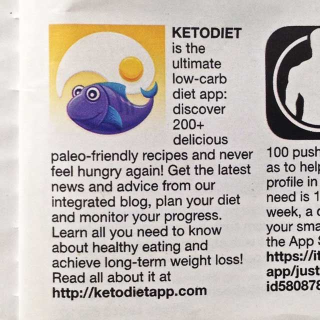 KetoDiet Featured in Glamour Magazine