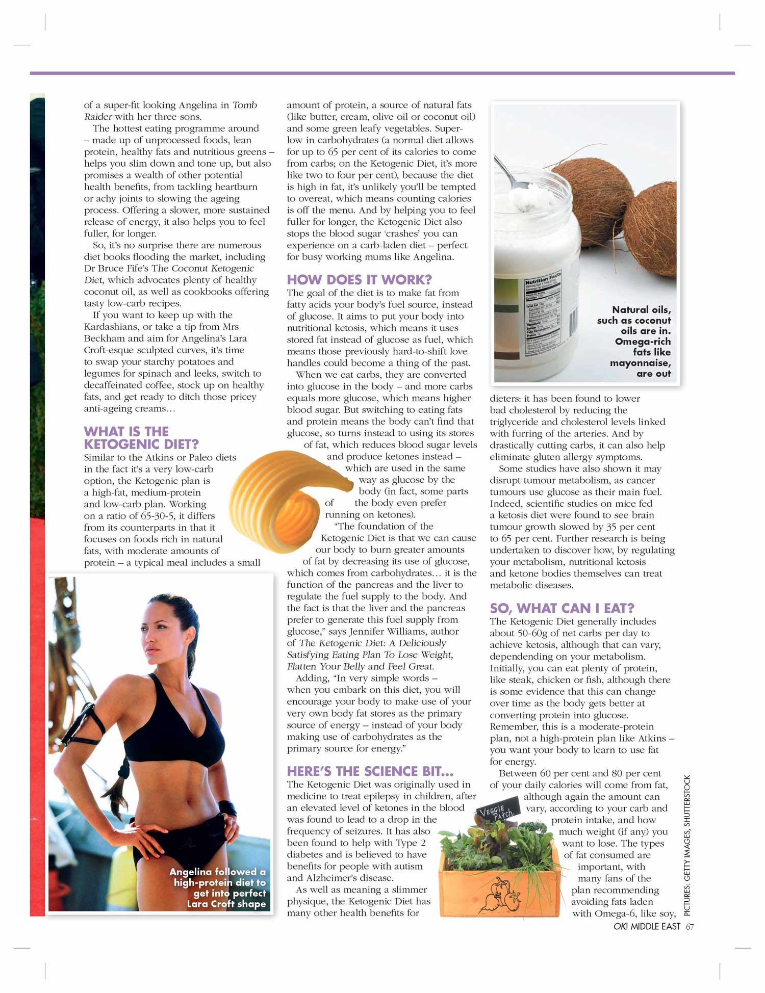KetoDiet Recipes Featured in OK! Magazine | KetoDiet Blog