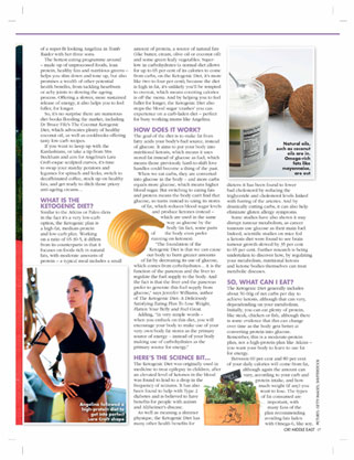 KetoDiet Recipes Featured in OK! Magazine