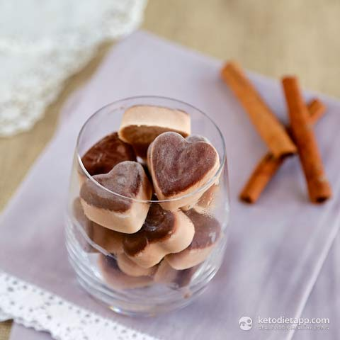 Spiced Cocoa Coolers aka Frozen Fat Bombs
