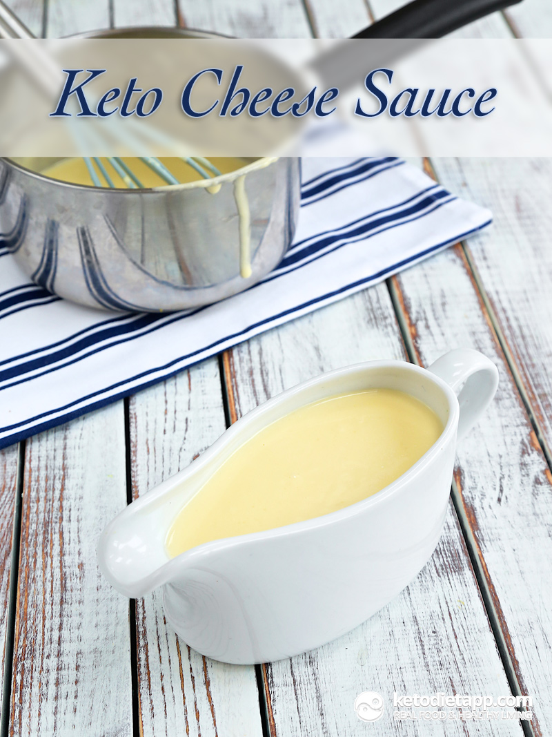 Keto Cheese Sauce