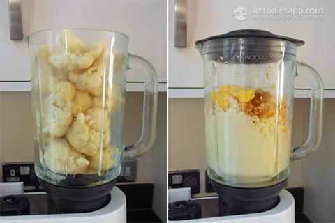 Creamy Keto Mash