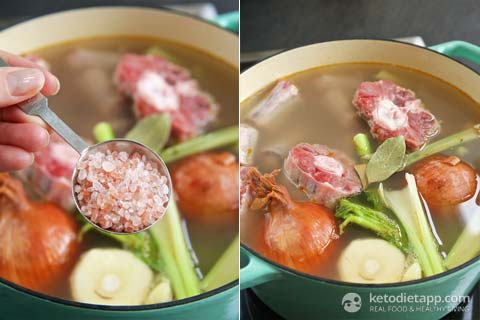 |Keto Bone Broth
