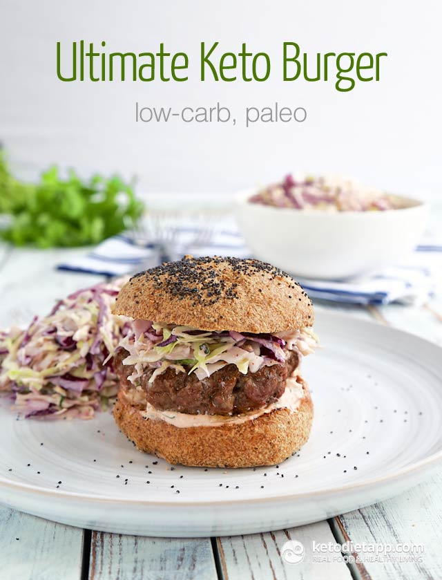 Ultimate Keto Burgers