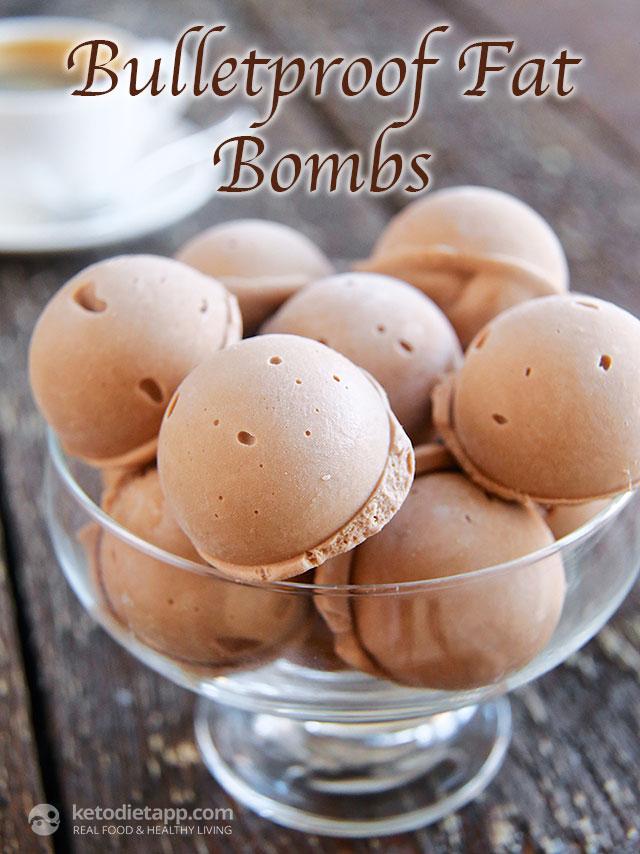 Bulletproof Fat Bombs