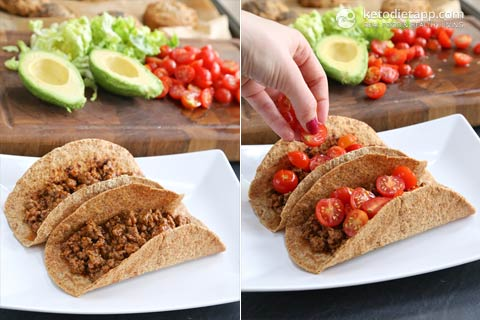 The Best Keto Mexican Tacos