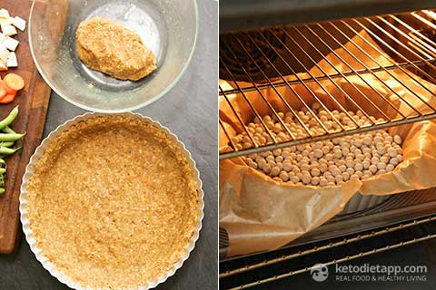 Keto Chicken Pie