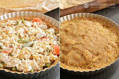 Keto Chicken Pie