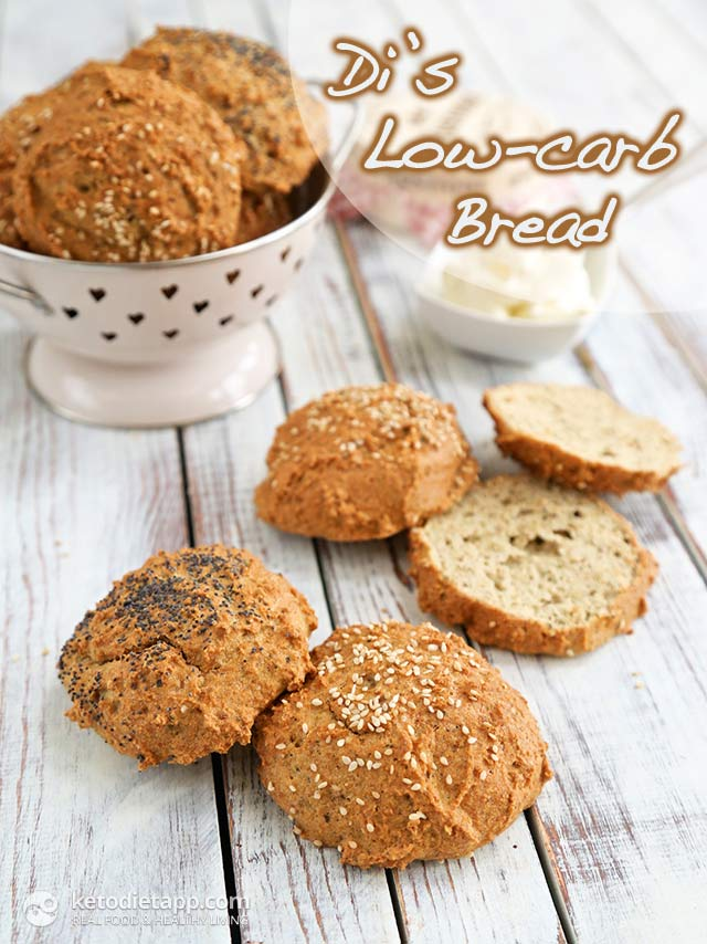 Psyllium free low carb bread the ketodiet blog for Low carb fish breading
