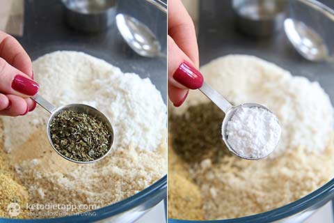 Psyllium-Free Low-Carb Bread