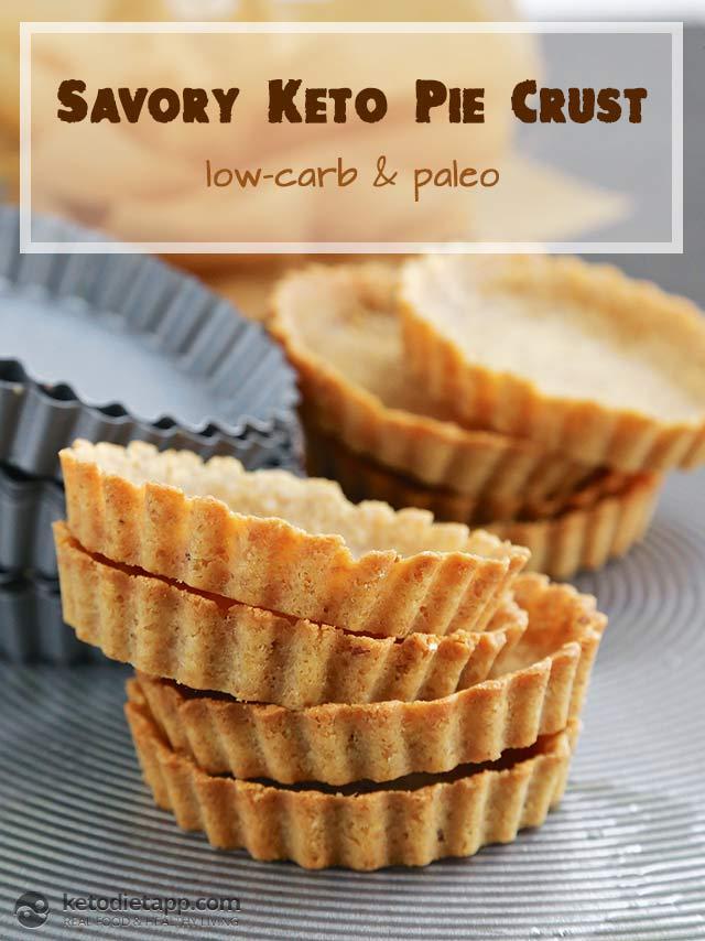Savory Keto Pie Crust