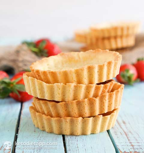 Sweet Keto Pie Crust