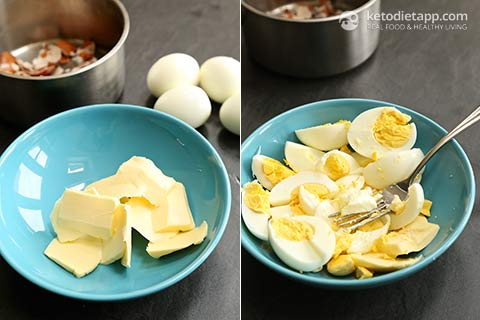|Bacon & Egg Fat Bombs