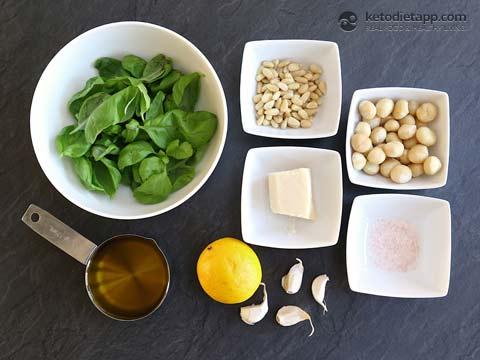 Basil & Macadamia Pesto