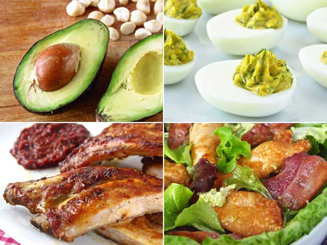 7-Day Keto/Paleo Diet Plan