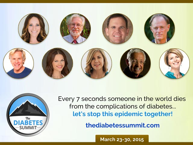 |Don't Miss The Diabetes World Summit!