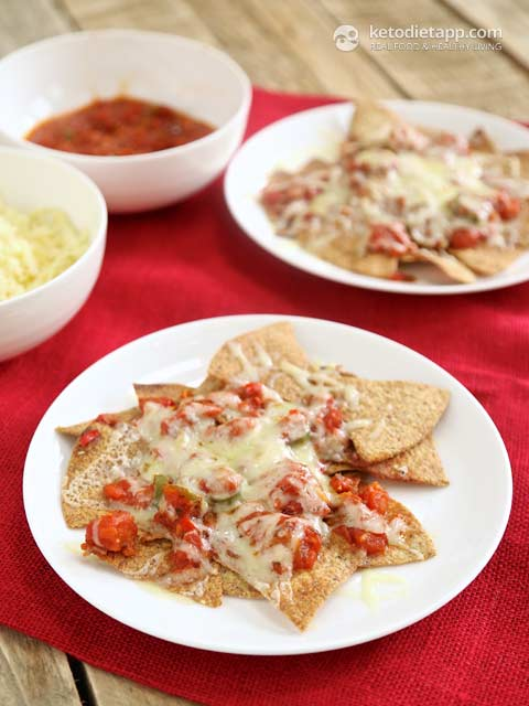 Tortilla Chips aka Nachos with Salsa