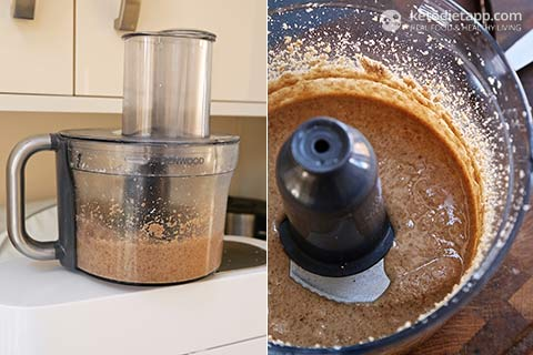 Homemade Coconut & Pecan Butter
