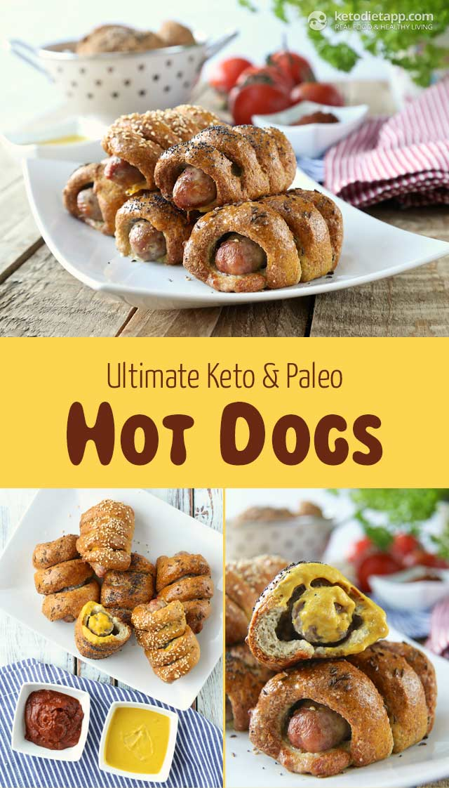 |Ultimate Keto Hot Dogs