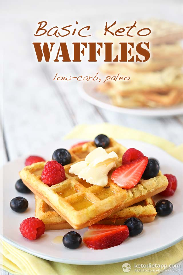 The Best Keto Waffles