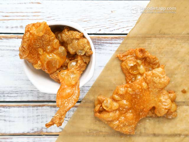 How To Make Chicken Cracklings The Ketodiet Blog