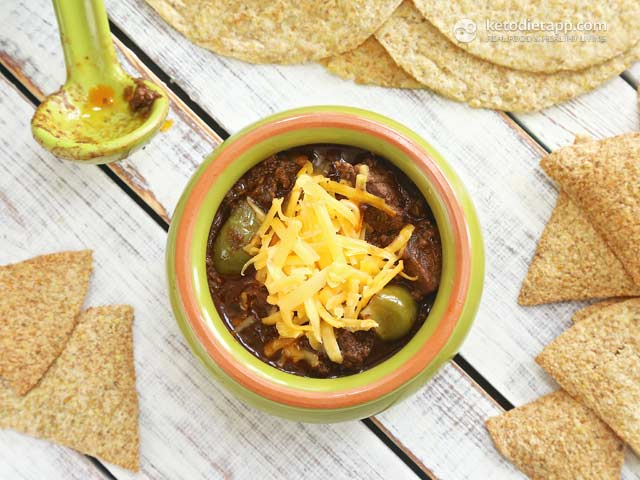 Easy Keto Chili | The KetoDiet Blog